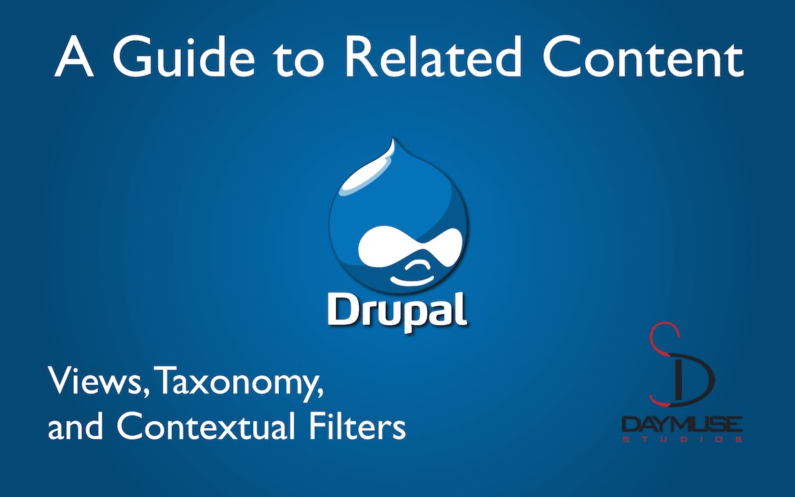 Drupal related content by term with views module tutorial baditri Images