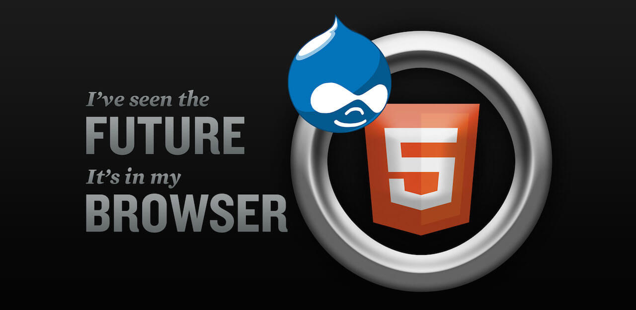 Drupal HTML5: Theming Support, Tags, Elements