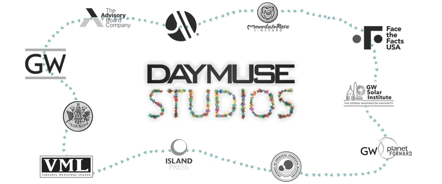Daymuse Studios Web Development Client History and Partners