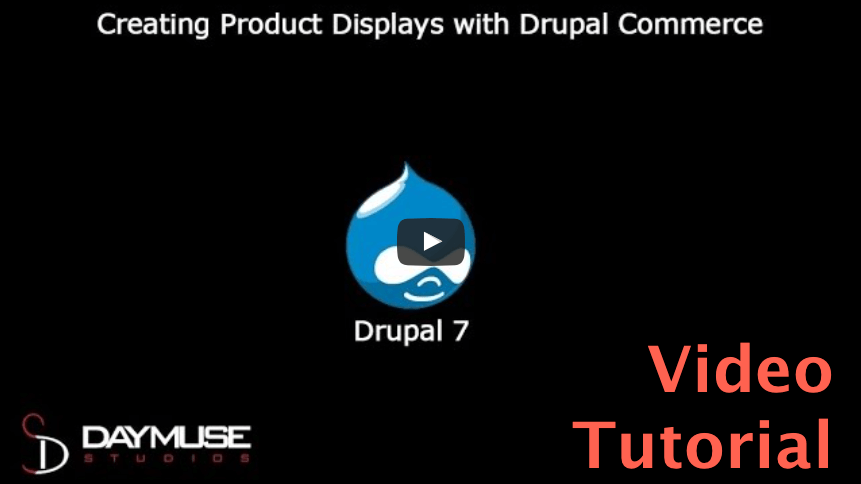 Learn Product Display Contextual Field Output in Drupal Commerce Video Tutorial